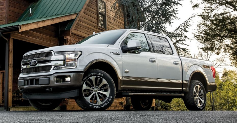 Ford F150: Seven Great Years