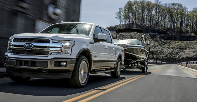 Seven Great Years of the Ford F150
