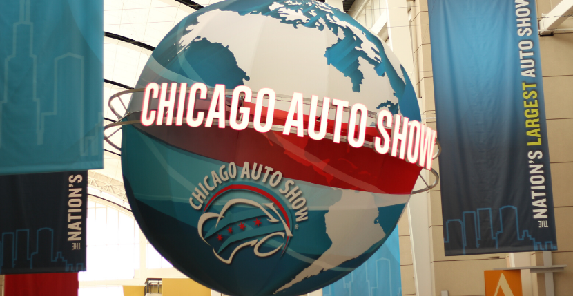 Ford at the 2020 Chicago Auto Show