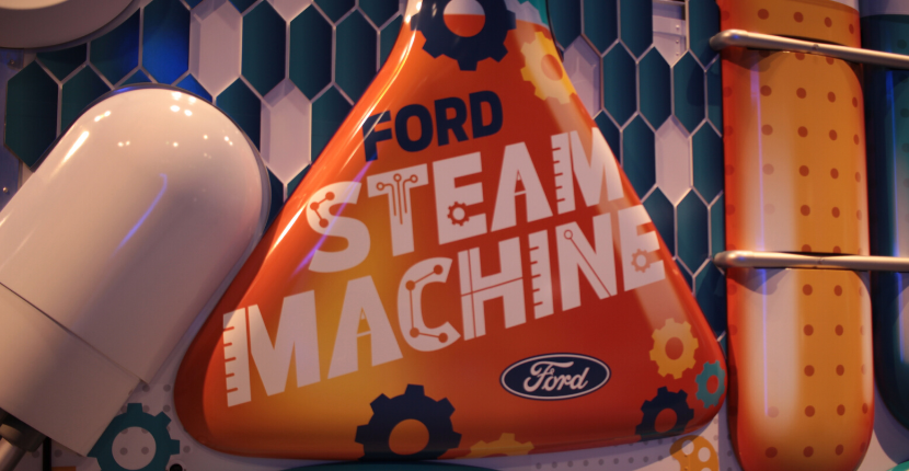 Fun for all ages with Ford at the Chicago Auto Show
