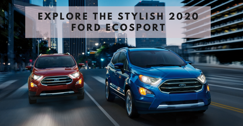 All About the Ford EcoSport