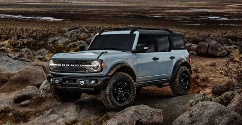 Ford Shines a Light on its Future with Bronco, F-150, and Mustang Mach-E