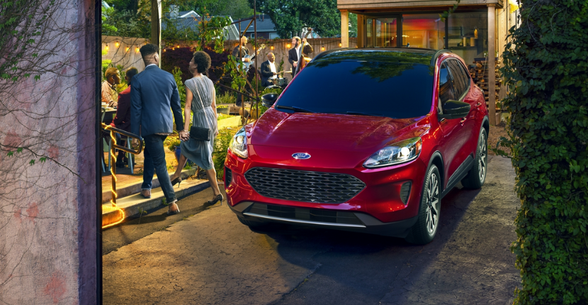 All-New Redesigned Ford Escape Brings Style, Substance, and 2 Hybrid Models