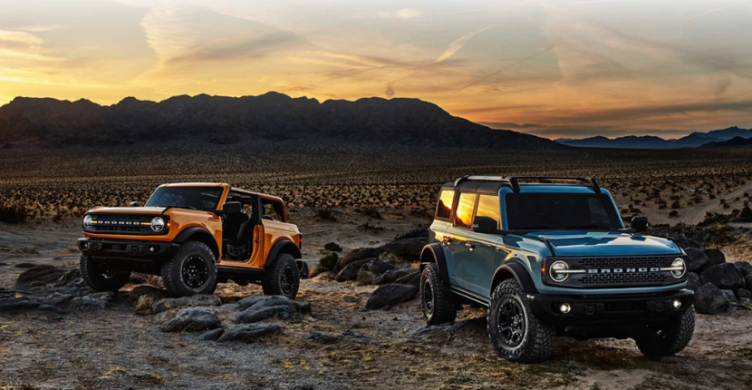 All-New Ford Bronco Raptor or Warthog Model Coming Soon