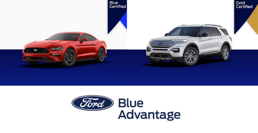 What's the Ford Blue Advantage?