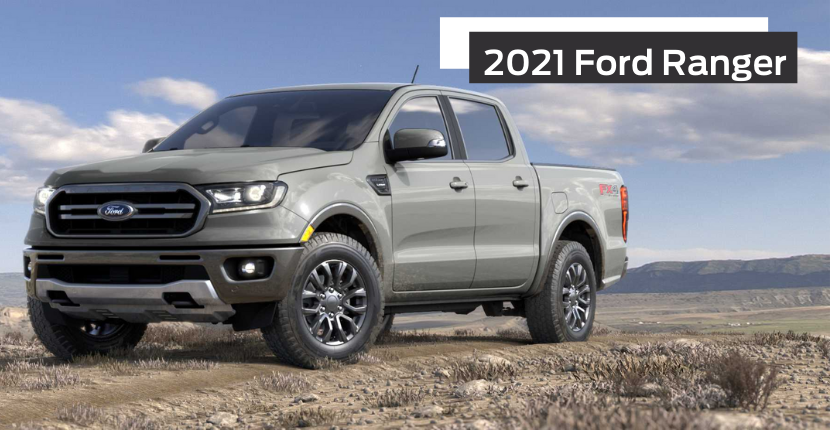 Why the Ford Ranger Is the Perfect Midsize Truck