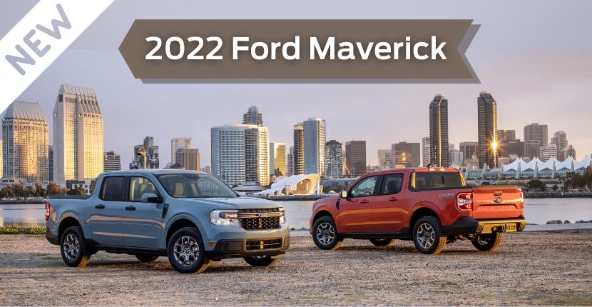 2022 Ford Maverick Debut At CAS
