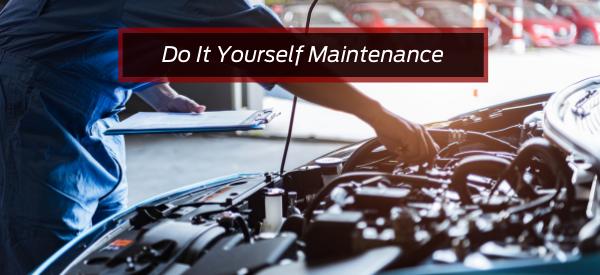 Do It Yourself Maintenance